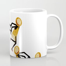 Lindy Hop Dancers Coffee Mug