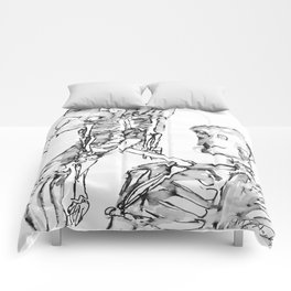 Skelly Comforters