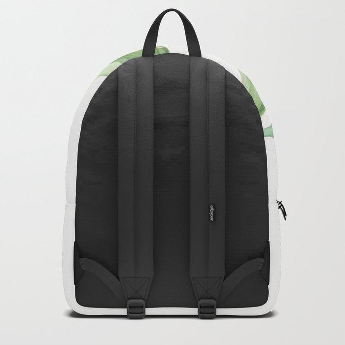 Botanical vibes 03 Backpack