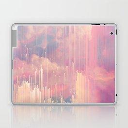 Candy Glitched Sky Laptop & iPad Skin
