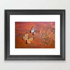 Ghost Morphos Framed Art Print