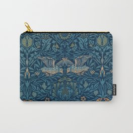 """William Morris """"Birds"""" 1. Carry-All Pouch"""