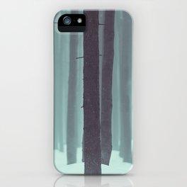 Frozen kingdom iPhone Case