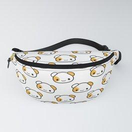 Kawaii Guinea pig pattern design Fanny Pack