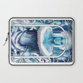 Snow Queen Laptop Sleeve
