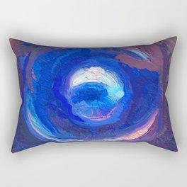 Abstract Mandala 177 Rectangular Pillow