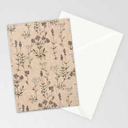 homeland flora Stationery Cards