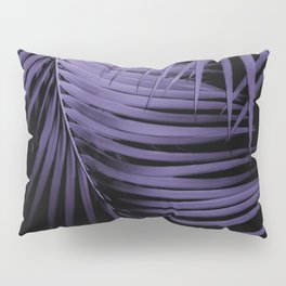 Palm Leaves Ultra Violet Vibes #1 #tropical #decor #art #society6 Pillow Sham