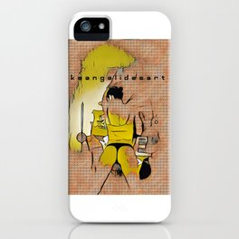 keangelidesart 1 iPhone Case