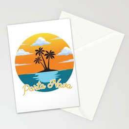 Porto Novo Holiday Dream Stationery Cards