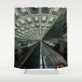 Rushing Shower Curtain