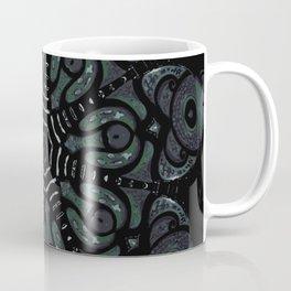 Dark Mandala #4 Coffee Mug