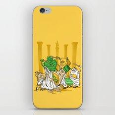 Et Tu, Crouton? iPhone & iPod Skin