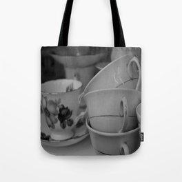 Teacups  Tote Bag