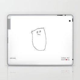 [drum] - nadya 3 yr Laptop & iPad Skin