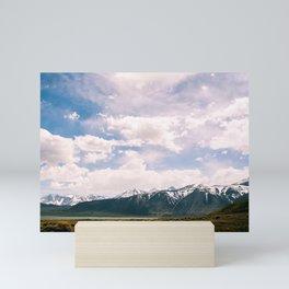 Mammoth Clouds Mini Art Print
