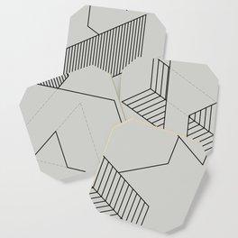 lines 1 Coaster