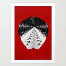 Memory / Introspection (2018) Art Print
