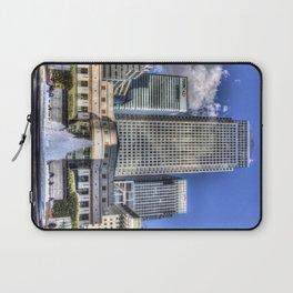 Cabot Square London Laptop Sleeve