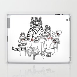 Have a Tiger to Tea Laptop & iPad Skin