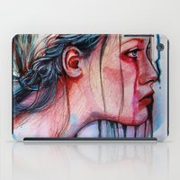 agnes cecile iPad Cases featuring The Redemption of Agnes McFee (VIDEO IN DESCRIPTION!) by Olga Noes