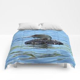 Sleepy time baby loon Comforters