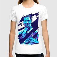 zlatan T-shirts featuring Zlatan Ibrahimović : Football Illustrations by mergedvisible