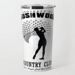 Bushwood Country Club Travel Mug