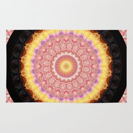 Mandala indian romance Rug