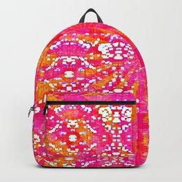 Rose Sunburst Backpack