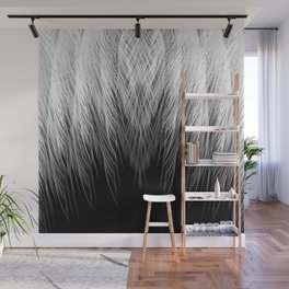 feather pattern Wall Mural