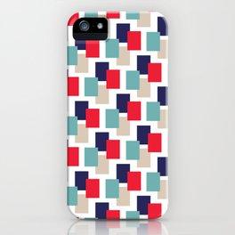 Geometrix / Winter iPhone Case