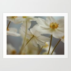 White Light #2 Art Print