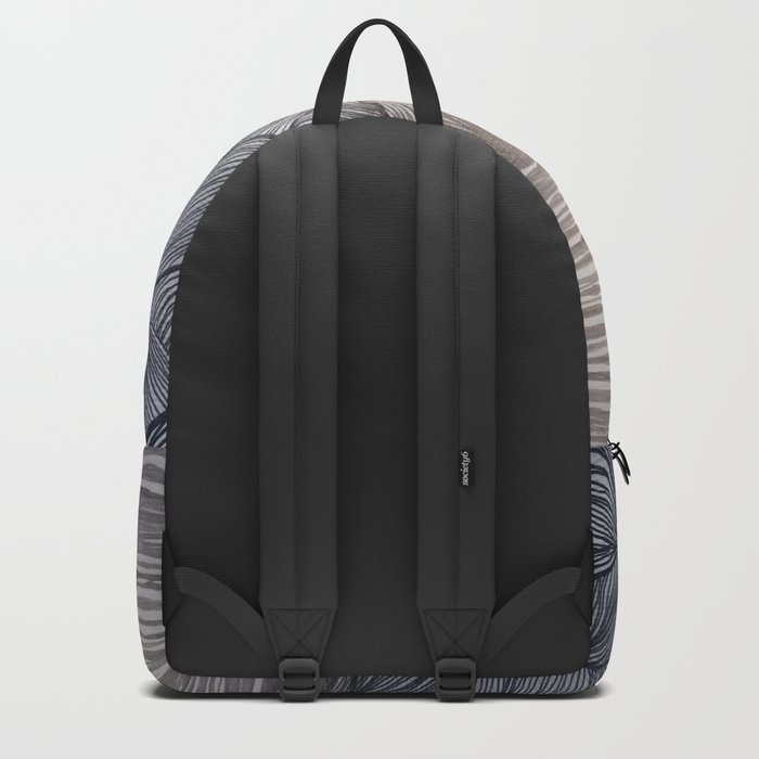 Lines in the mountains X Backpack