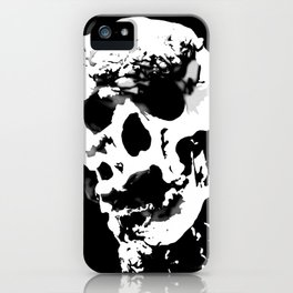 Joseph Merrick (Elephant Man) iPhone Case