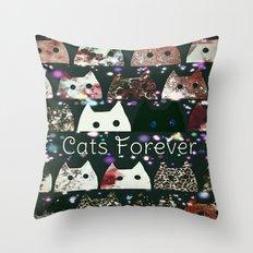 cat-58 Throw Pillow
