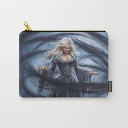 Dark Swan Carry-All Pouch