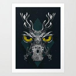 The Norths's Snow Patrol Art Print
