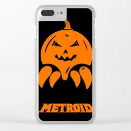 Metroid II Clear iPhone Case