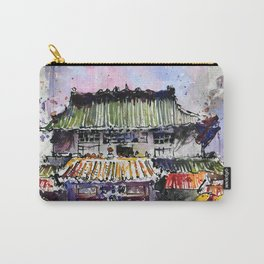 20150412 Waterloo Street, Singapore Carry-All Pouch