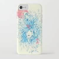 ariel iPhone & iPod Cases featuring Ariel by Steven Toang