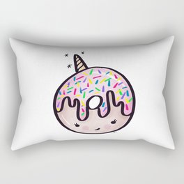 Dainty Donut Rectangular Pillow