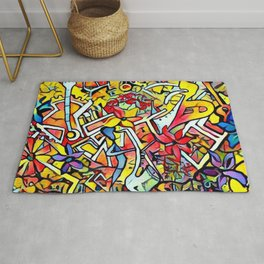 All that Jazz Summer Sessions Rug