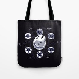 Community Remedial Chaos Theory Tote Bag