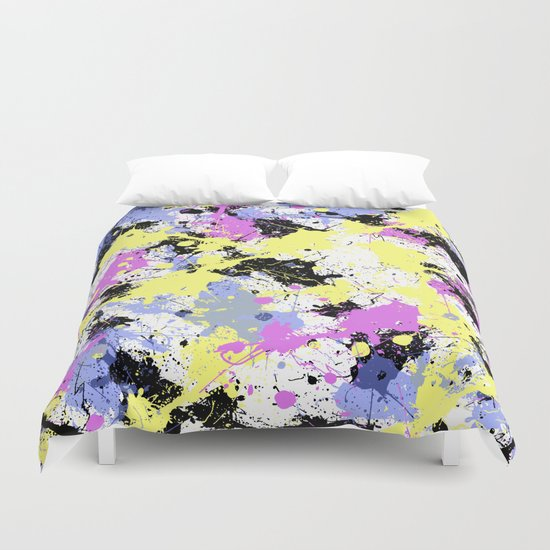 Abstract 22 Duvet Cover
