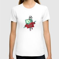 bmo T-shirts featuring BMO Soccer by AbigailC