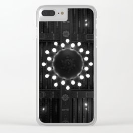 I Loved Alone Clear iPhone Case
