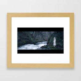 Her & The River (KIN Film Still) Framed Art Print