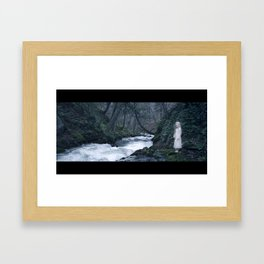 Her & The River (KIN Film Still) Framed Art Print