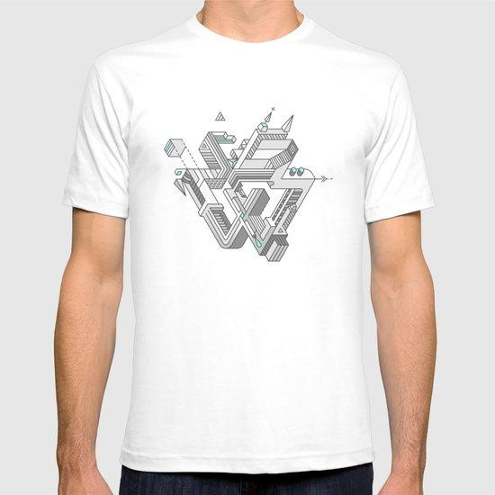 Penrose Manifold T-shirt